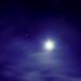 Mesiac, Saturn, Spica