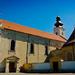 Frantiskansky kostol v HC