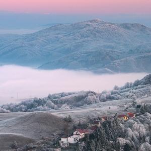 V mrznúcej hmle