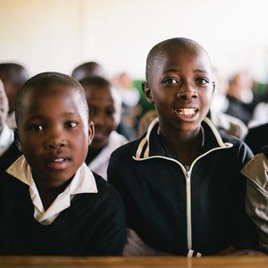 Lesothské deti
