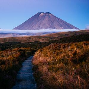 Sopka Ngauruhoe