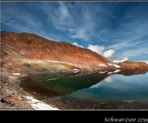 Schwarzsee 2799 m