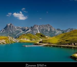 Zürsersee 2160 m