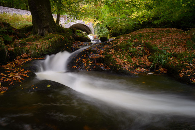 Cloghleagh river