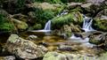 kaskady na rieke Dargle 2