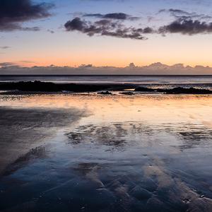 Portmanrock beach