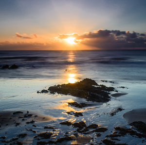... Portmanrock beach...