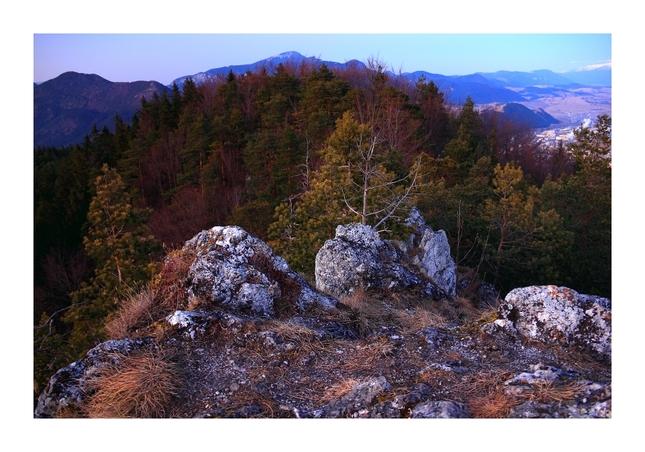Z Veľkej skaly V .