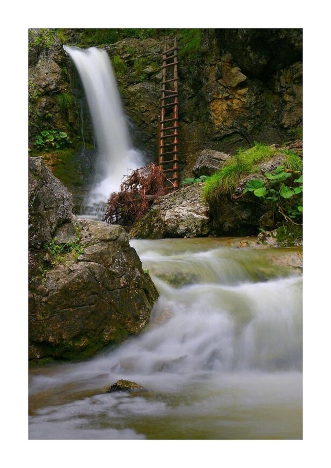 Kvačiansky vodopád ...