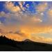 Oblaky nad Oravou ...