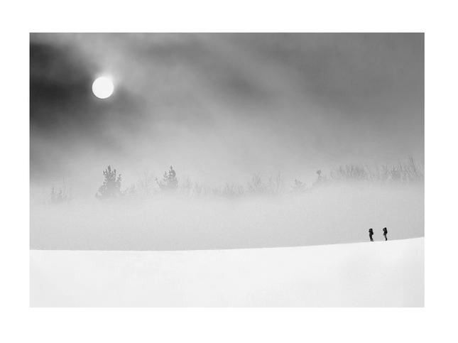 Zo zimného horizontu