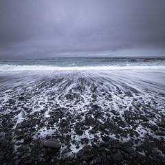 Pebbles & Water