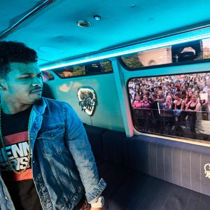 Red Bull Tour Bus 2016 Slovakia