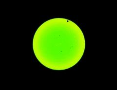 Tranzit Venuše 2012