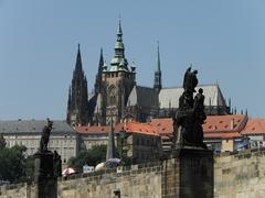 Praha Hradčany, Karlov Most