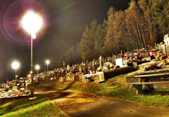 Cintorín Novaky