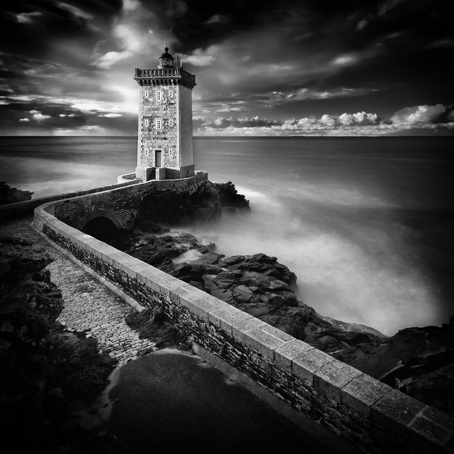 Lighthouse of Kermorvan
