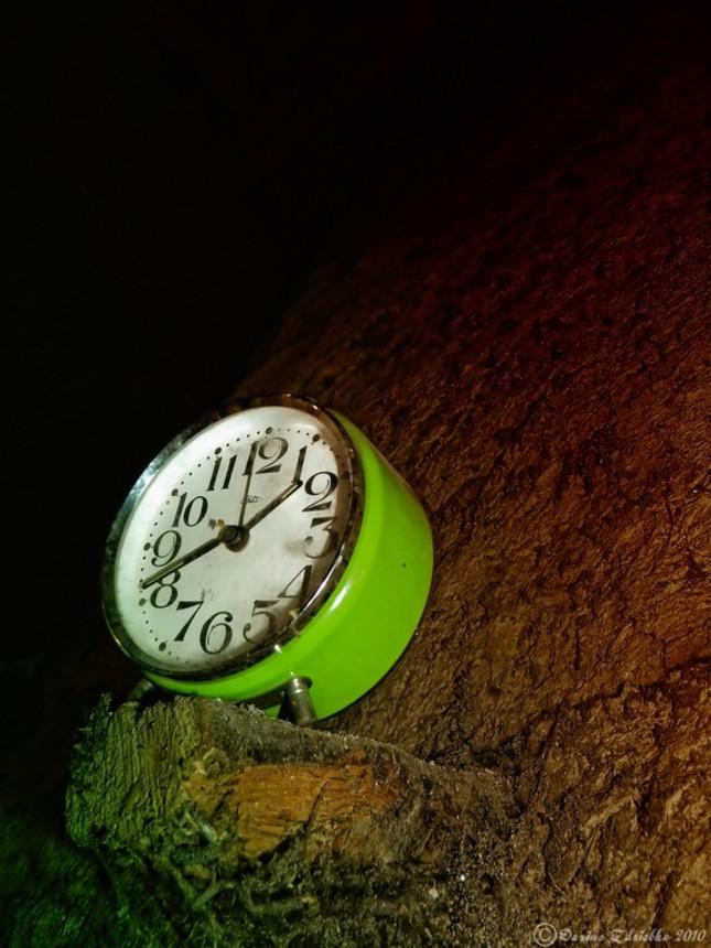 čas !