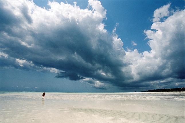 Plaz pri odlive