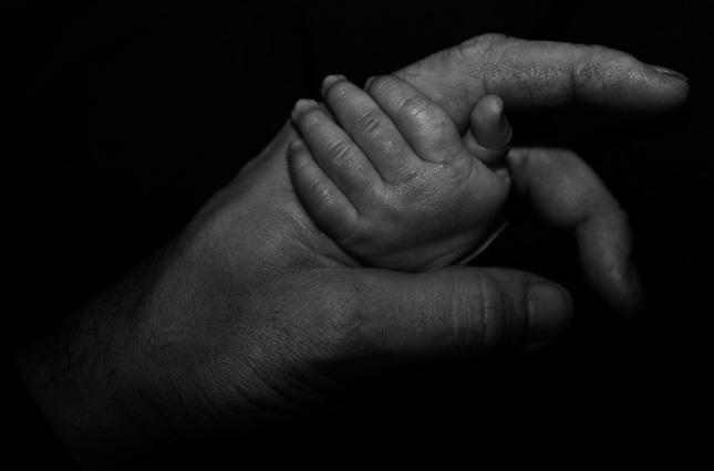 spojenie ruk