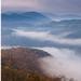 Jesenné ráno v Čiernej hore