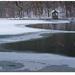 Veľké jazierko v zime