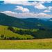 Karpatské pastviny v Suharde