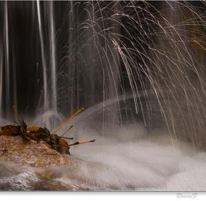 Vodostroj pod kaskádou