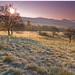 Novembrový východ Slnka nad Betl