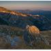 Západ Slnka z vrcholu Scorota