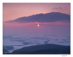 Západ Slnka z Rankovských skál