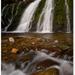 Vodopád na bystrine Peleaga