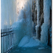 Zmrznutý vodopád