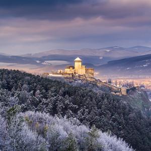 TN hrad v bielom