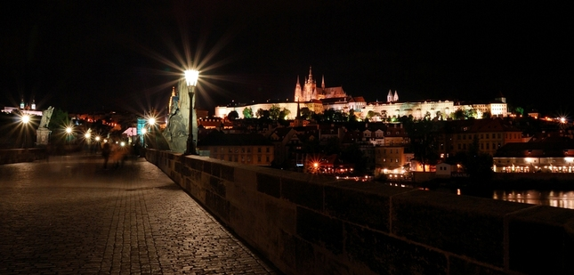 Nocna Praha 1