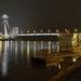 v noci pri Dunaji