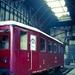 Vystava starych vlakov
