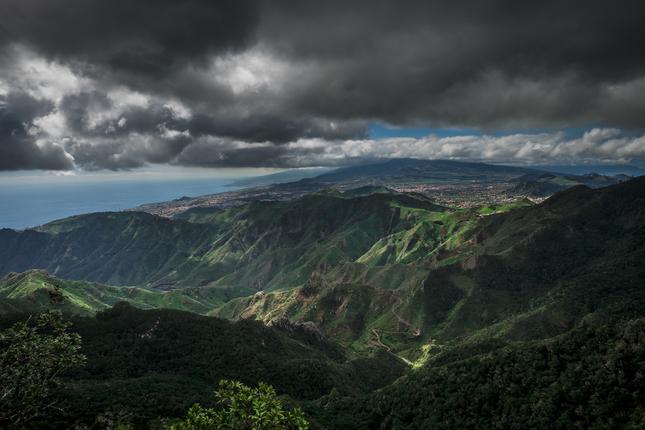 Las Montañas de Anaga