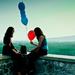 S balónmi