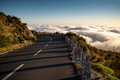 highway over clouds