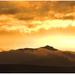 východ slnka pri Sinej