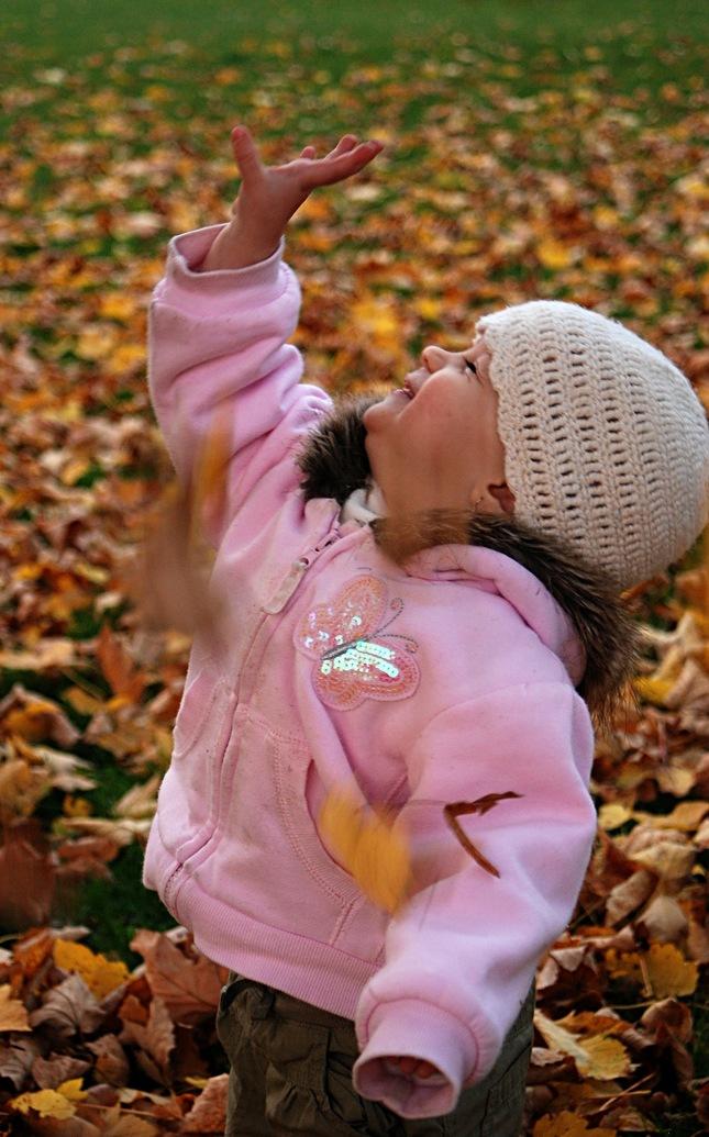 jesenné radovánky