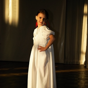 malá tanečníčka