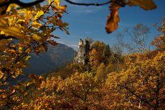 Strečno, starý hrad