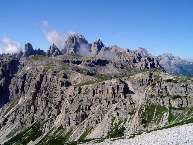 Talianske dolomity