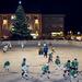 Hokej pod stromčekom