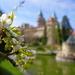 Jar na zámku