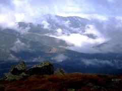 Cestou na hrebeni