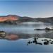 Hmla nad Upper lake