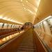 Najdlhsi eskalator do metra
